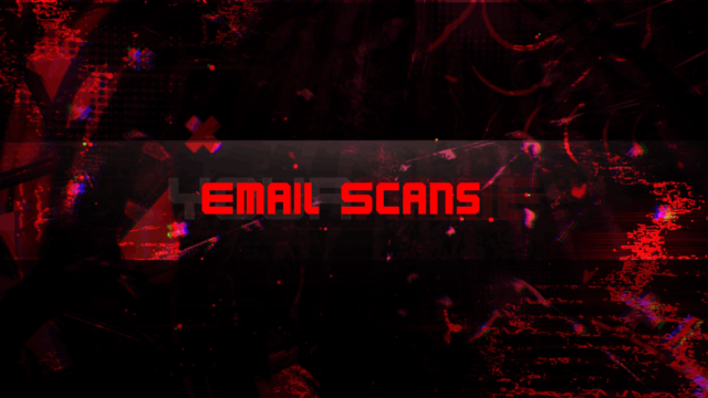 Email scanned